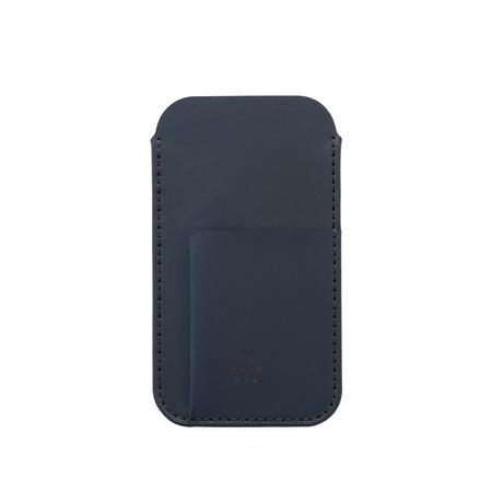 MAKR iPhone 7/8 Card Sleeve - NAVY