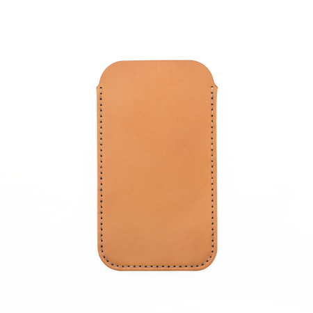 MAKR iPhone 6/7/8 with Card Sleeve - RUSSET