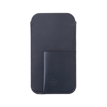MAKR iPhone 6/7/8 Plus with Card Sleeve - NAVY MATTE