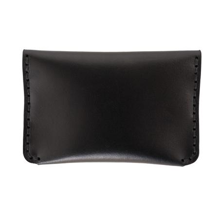 MAKR Flap Slim Wallet - BLACK