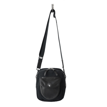 Makr Pocket Satchel - Black
