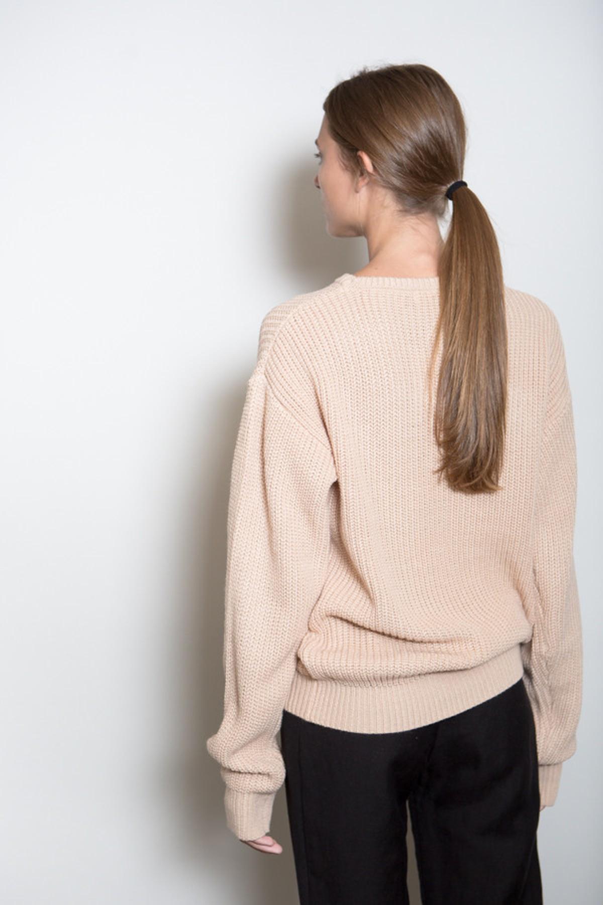 Callahan Oversized Boyfriend Sweater | Garmentory