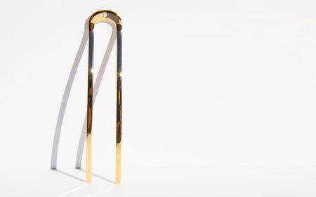 Sylvain Le Hen Gold Epingle 014 hairpin - gold