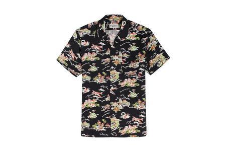 Knickerbocker Central Shirt - Navy