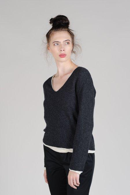 Elsa Esturgie Una Sweater - Anthracite