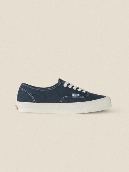 Vans Vault Og Authentic LX Sneakers - Checkerboard Navy