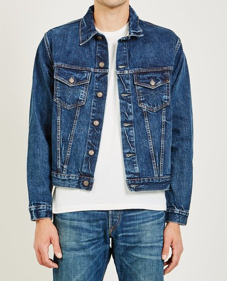 RRL 3rd Edition Denim Jacket - Stilwell
