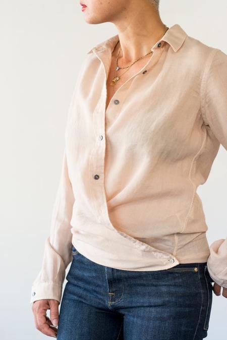 Pomandere Cross Over Shirt