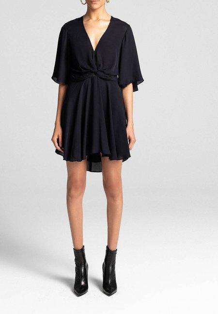 A.L.C. Ava Dress - Midnight Blue