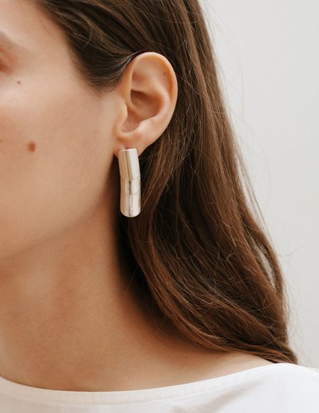 Erin Considine Scale Drop Earrings
