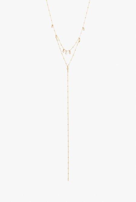 amarilo Leona Lariat - 14k Gold Fill