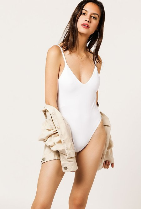 Apricoss Ariana Swimsuit - White