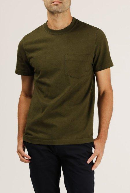 Welcome Stranger OD Bison Pocket T-Shirt - Olive