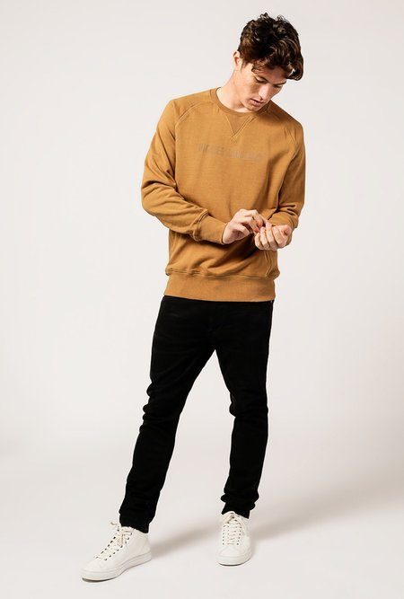 Dickies Construct Crewneck Sweatshirt - CAMEL