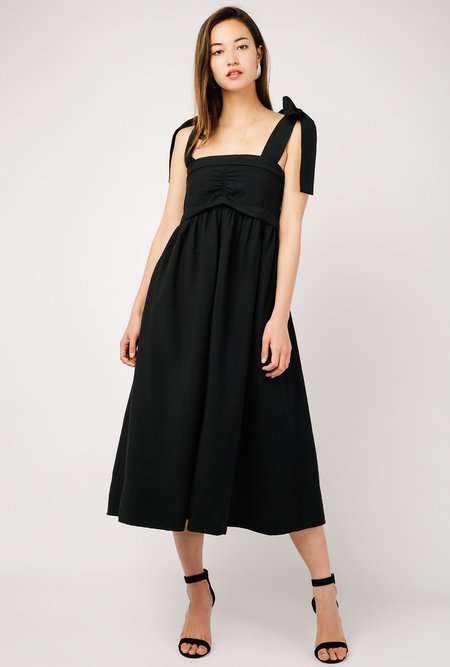See By Chloe Tie Dress - Opaque