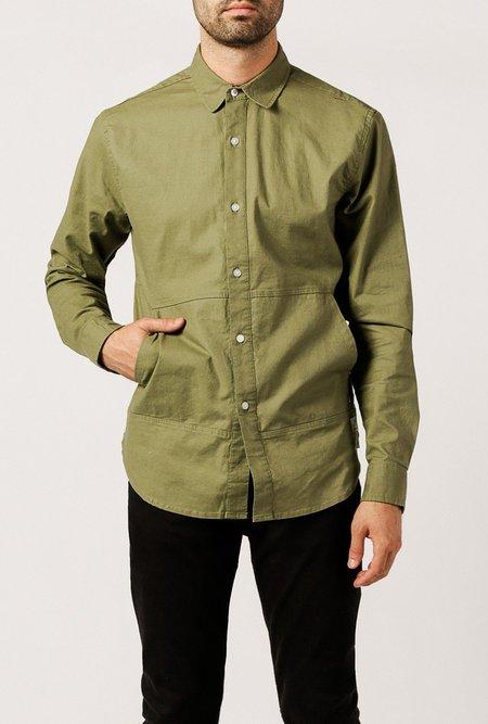 SLVDR Treck Shirt - OLIVE