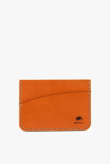WOOLLY Half Wallet