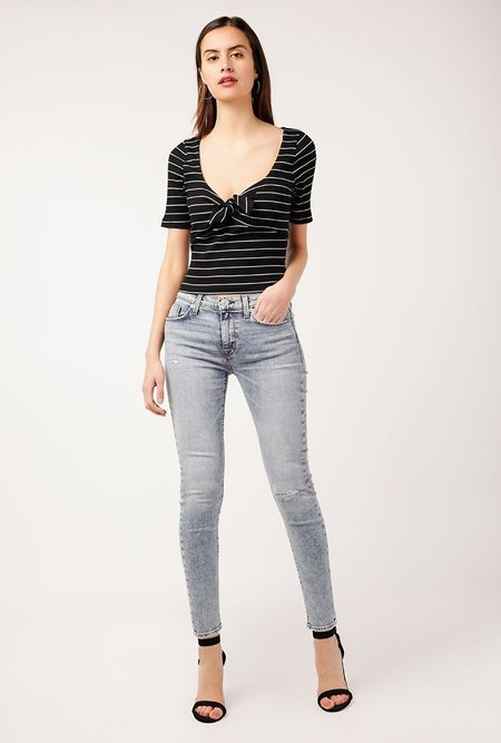 Hudson Jeans Nico Midrise Ankle SPR Jean