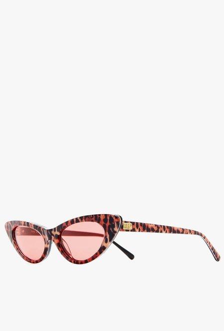 Crap Eyewear The Ultra Jungle Sunglasses - Leopard