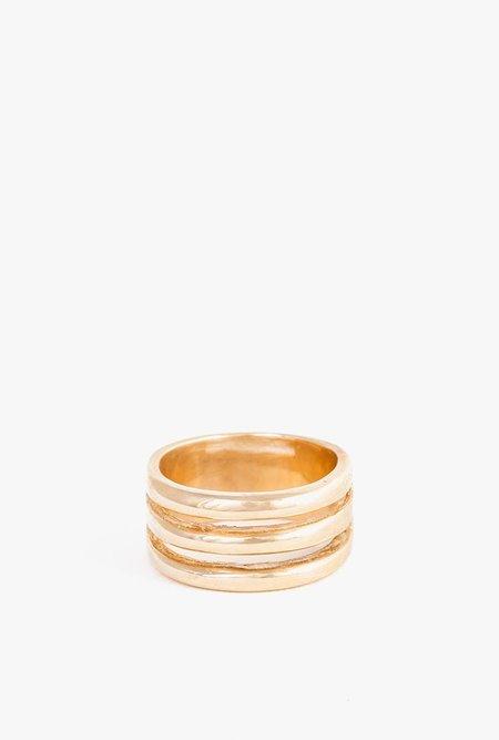 Minoux Tria Ring - BRONZE