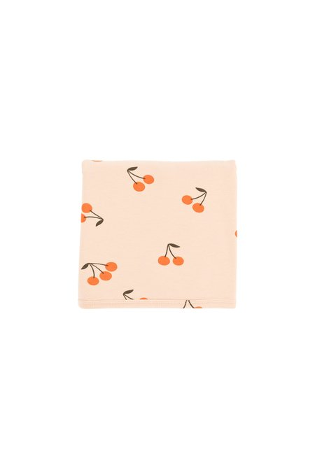 Kids Tinycottons Cherries Blanket