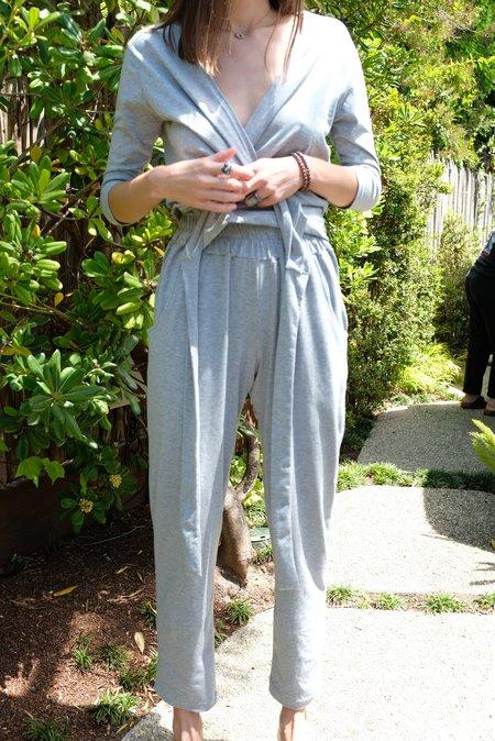 Beklina Kudu Pant - Heathered Grey