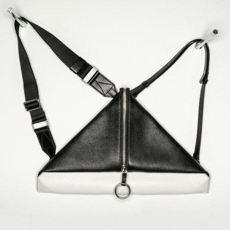 Simone Rainer Backpack Triangle Clutch