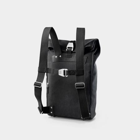 Brooks England Pickwick Small Backpack - Black