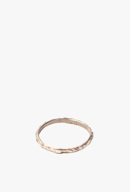 Valley Rose Studio Branch Ring - GOLD