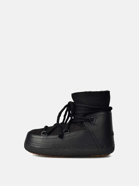 Inuikii CLASSIC BOOTS - BLACK