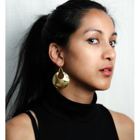 Slantt Matter Rhea Earrings - Bronze