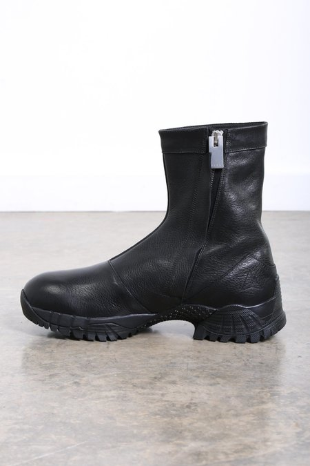 1017 ALYX 9SM Zip Up Hiking Boot - BLACK