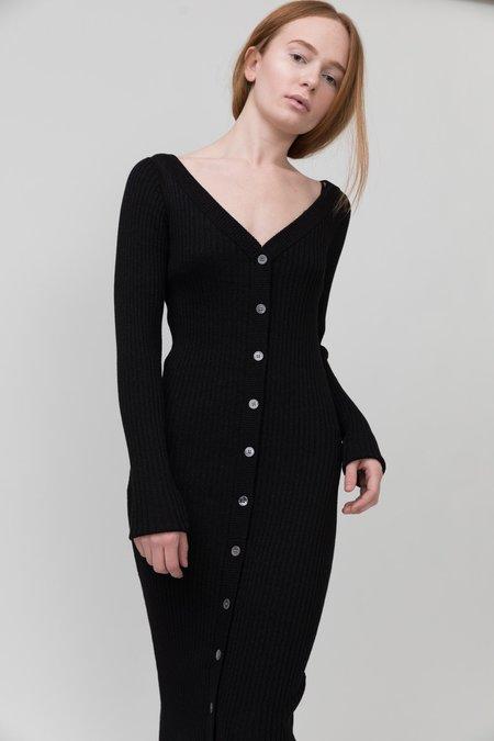 Veda Armada Dress - Black