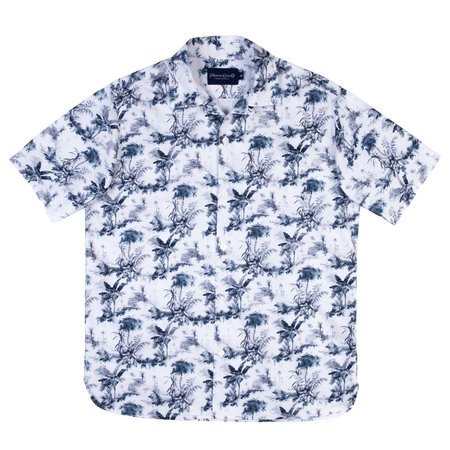 Freenote Cloth Freenote Hawaiian Shirt - Palmetto