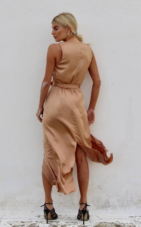 Never Fully Dressed Varley Dress