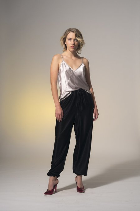 Miss Crabb Chimerical Cami - Silver