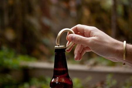 Craighill Trophy Bottle Opener - Brass