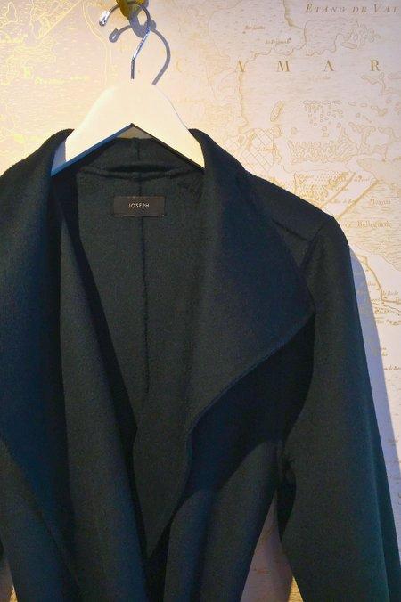Joseph New Lima Double Cashmere Wrap Coat
