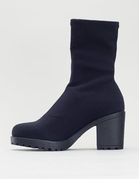 Vagabond Grace Stretch Boot - Black