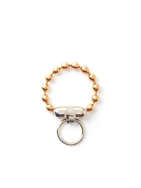 We Who Prey Meridian Bonded Bracelet - MIXED METALS