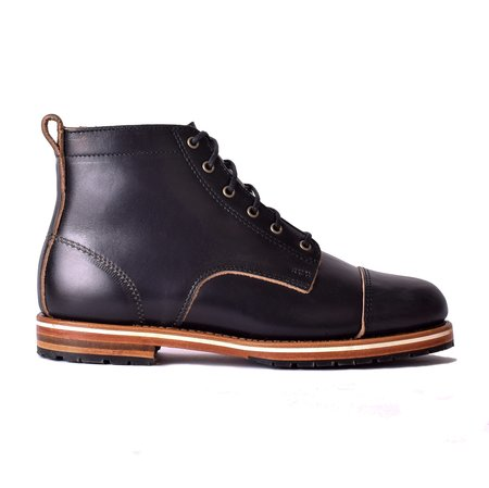 Helm Boots Muller Mini-Lug Limited Edition Boots - Black