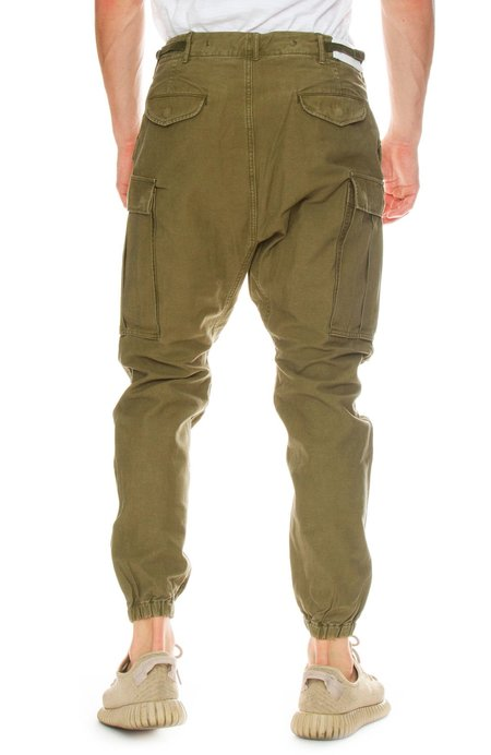 R13 Surplus Military Cargo Pant