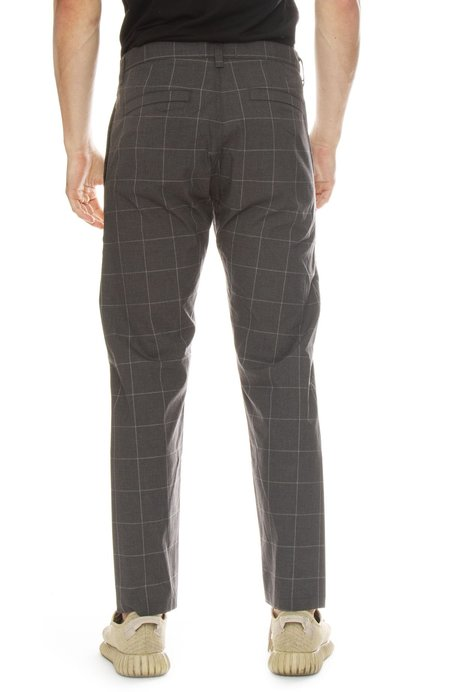 Wings + Horns Windowpane Officer Pant