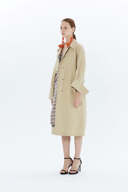 Ports 1961 Single Breasted Coat