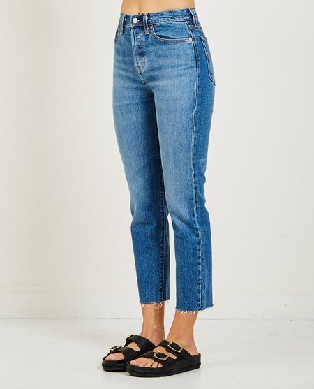 Levi's Made & Crafted WEDGIE STRAIGHT JEAN - LOVE TRIANGLE