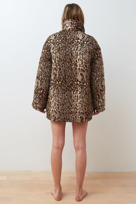 Collina Strada Shelter Jacket - Leopard