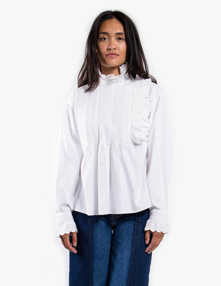 McQ Alexander McQueen Cotton Shirt - White