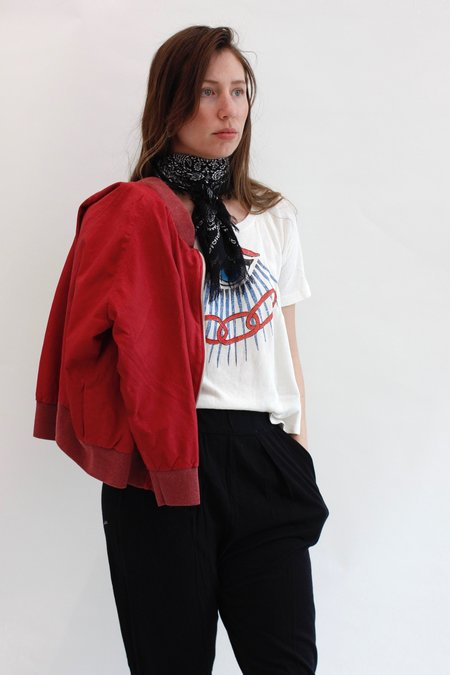 Hazel Brown Bomber Jacket
