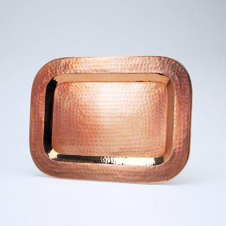 Sertodo Copper Rectangle Thessaly Platter