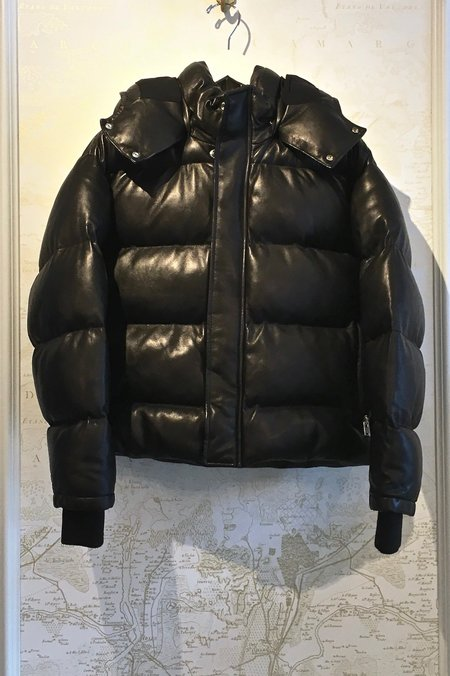 IRO Collyn Leather Puffer Jacket